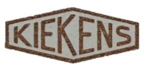 Kiekens old logo